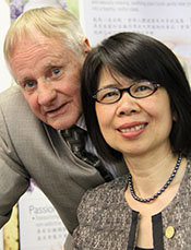 Roy Tighe Parker and Wei Jing (Jenny) Lu