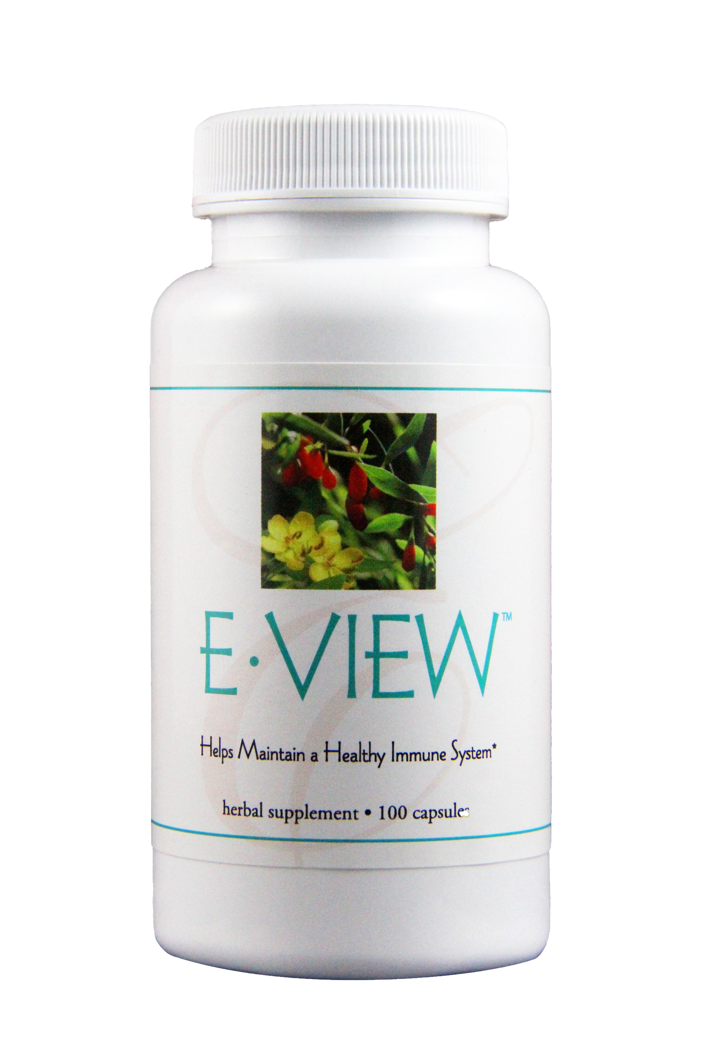 「E-視」 - 消除眼部疲勞,維護眼睛視力。*