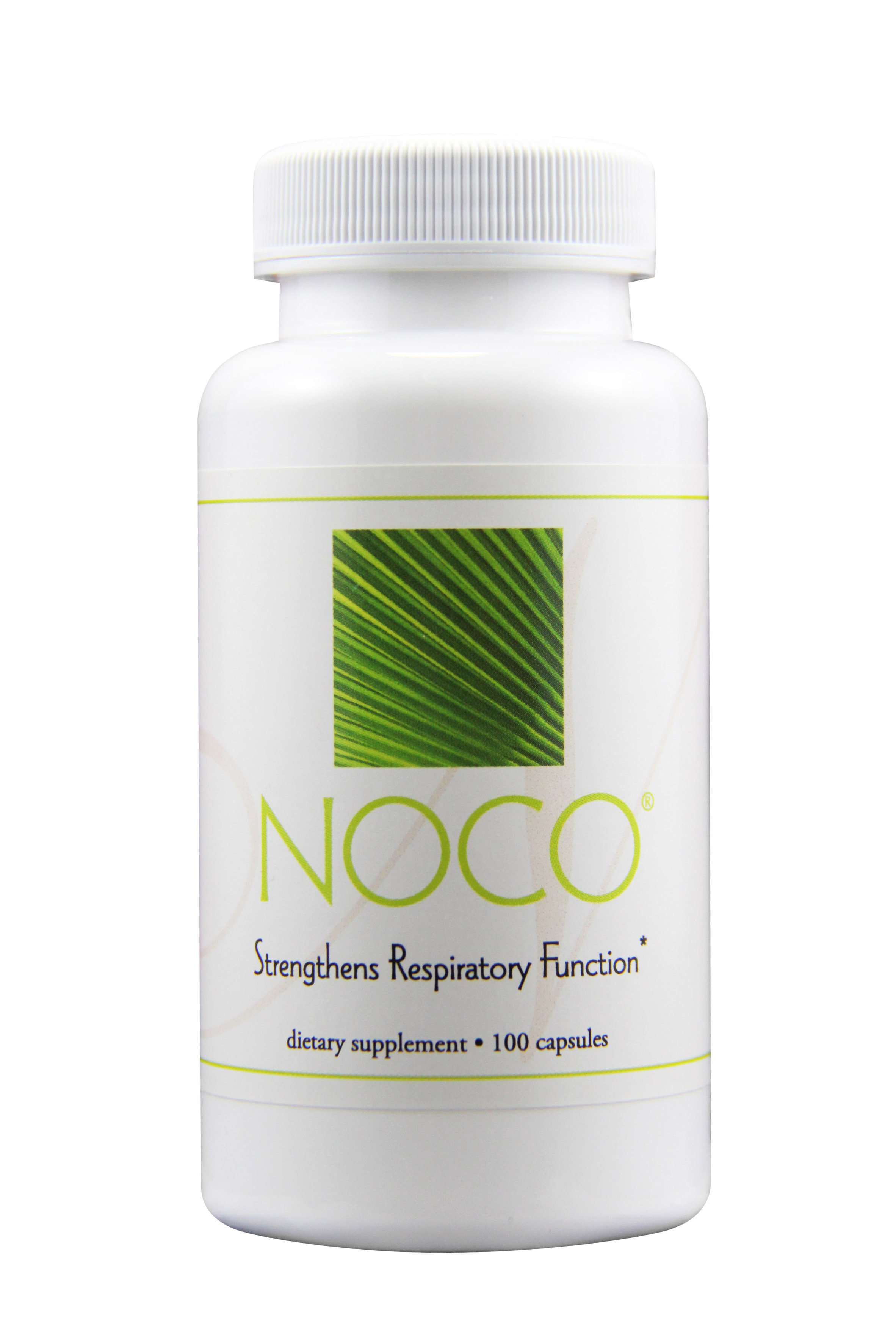 NOCO - DAILY SUPPORT FOR THE RESPIRATORY SYSTEM*Featured Ingredients: Panax Ginseng, Dark Plum, Licorice Root, Ganoderma, Peppermint, Chrysanthemum