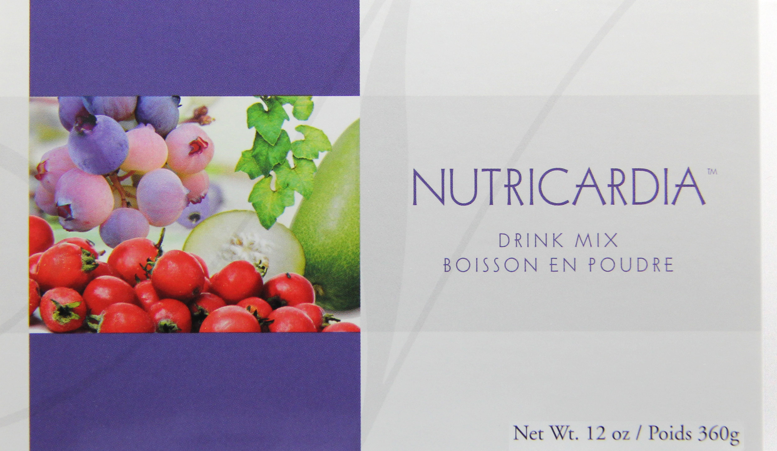 nutricardia - Helps to support cardiovascular health*Featured Ingredients: Chinese Hawthorn Fruit, Blueberry, Plum, Winter Melon, Mulberry, Chrysanthemum