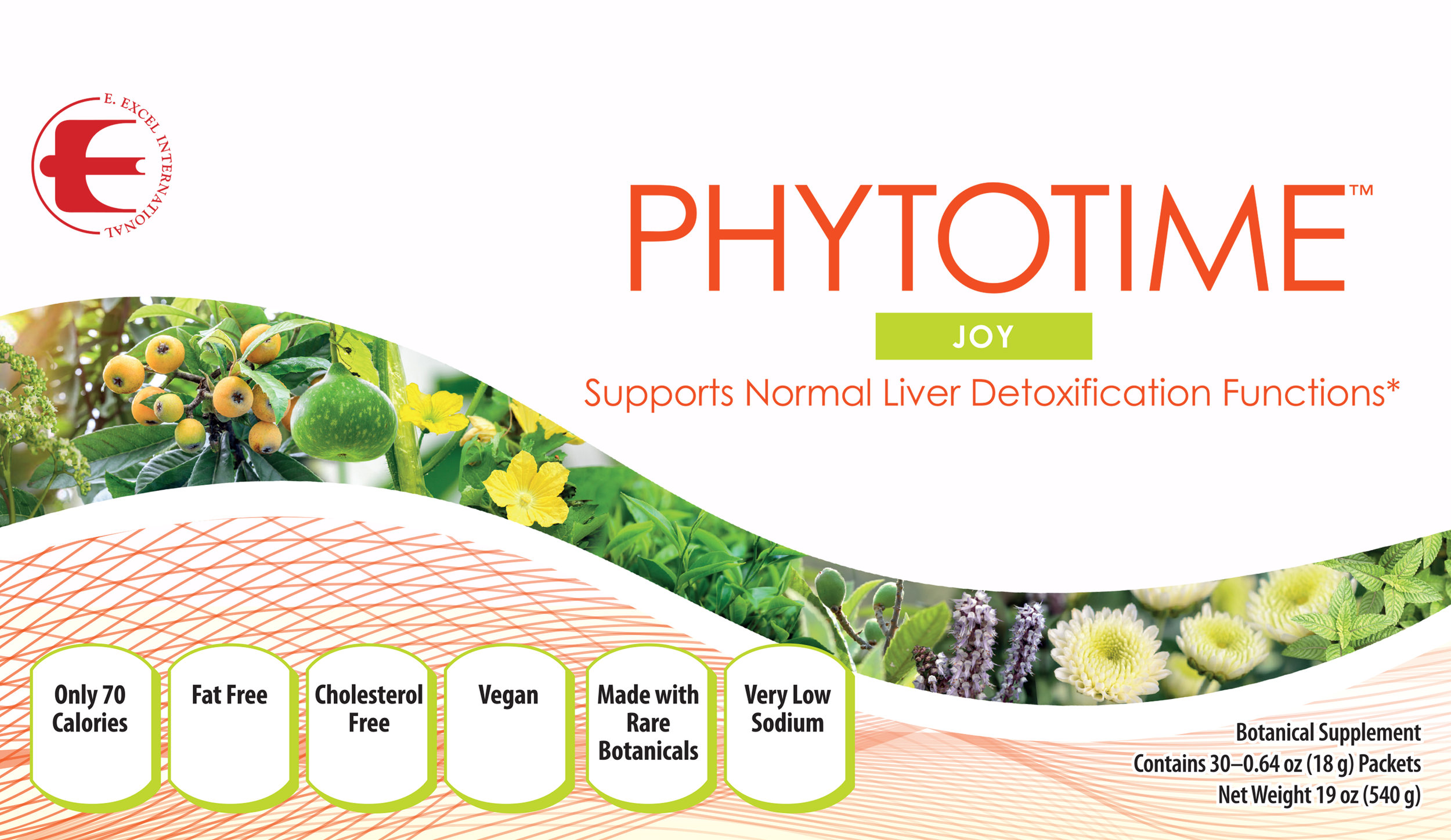 phytotime joy - A cooling tea which helps to support normal liver detoxification functions, the body's normal cleansing functions and normal anti-inflammatory functions.* Phytotime Joy has a sweeter taste.Featured Ingredients: Chinese Mesona, Oriental Raisin Tree Fruit, Green Tea, Loquat Leaf, Chrysanthemum, Winter Melon