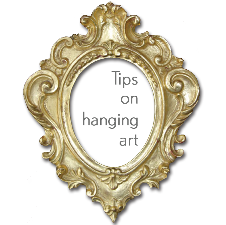 Tips on Hanging Art.png