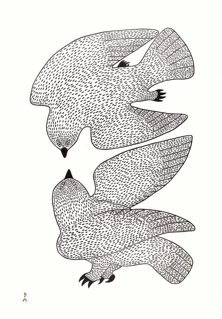 Quvianaqtuk Pudlat, Sparing Owls