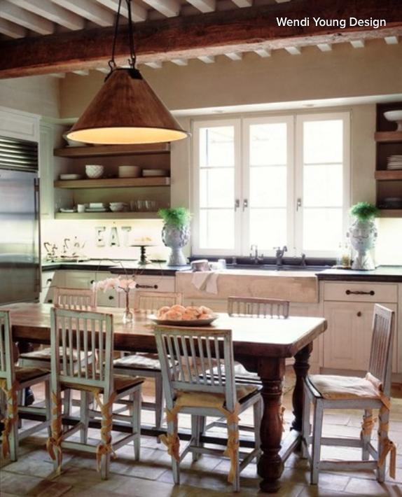 Goodbye Island Hello Kitchen Table Bergdahl Real Property