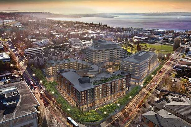 The Kirkland Urban development will bring housing and retail to the former Kirkland Parkplace property