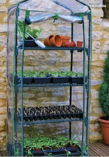 Gardman 4-Tier Mini Greenhouse - R687 - $40.44