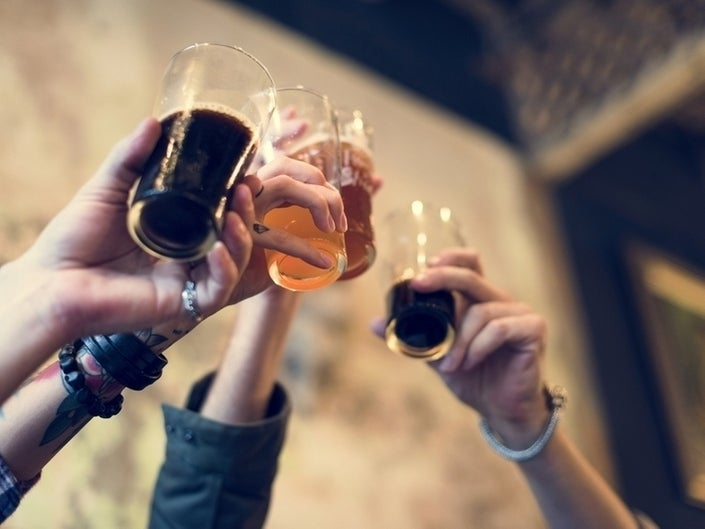 You can enjoy the taste of beer, and how much it contributes to Washington's economy. (Shutterstock )