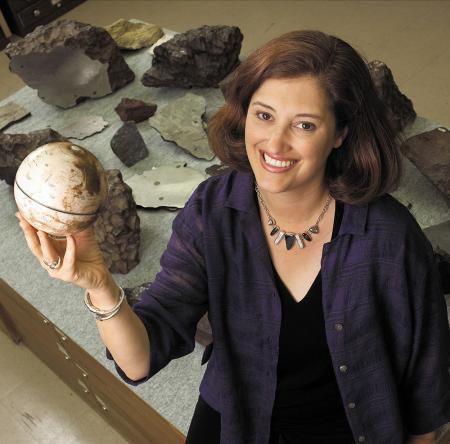 Caltech alum Laurie Leshin will be the 16th president of Worcester Polytechnic Institute