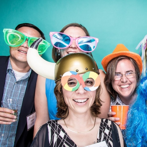 Caltech Fund Parties and Photo Booths