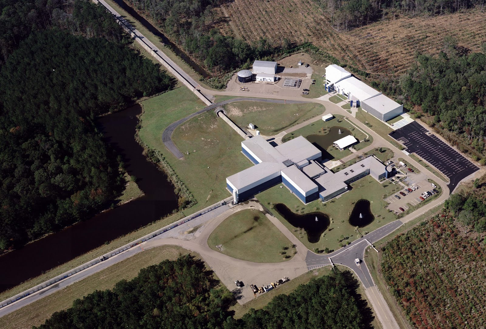 Advanced LIGO in Louisiana. Thorne championed the project to detect gravitational waves from cosmic events such as colliding black holes. LIGO's second phase of observations begins this summer.