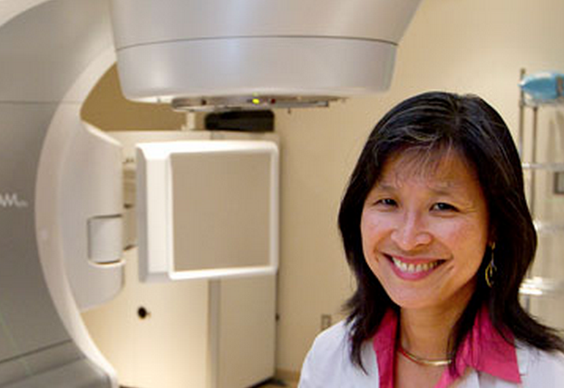 Le is the first woman to lead Stanford School of Medicine's Department of Radiation Oncology, one of the oldest and most advanced centers of its kind in the nation.    Through her research, she has identified a number of biomarkers for specific head and neck tumors.