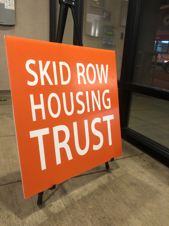 Visited Skid Row Housing Trust to learn about their model of permanent supportive housing, as well as their future projects across Los Angeles County.