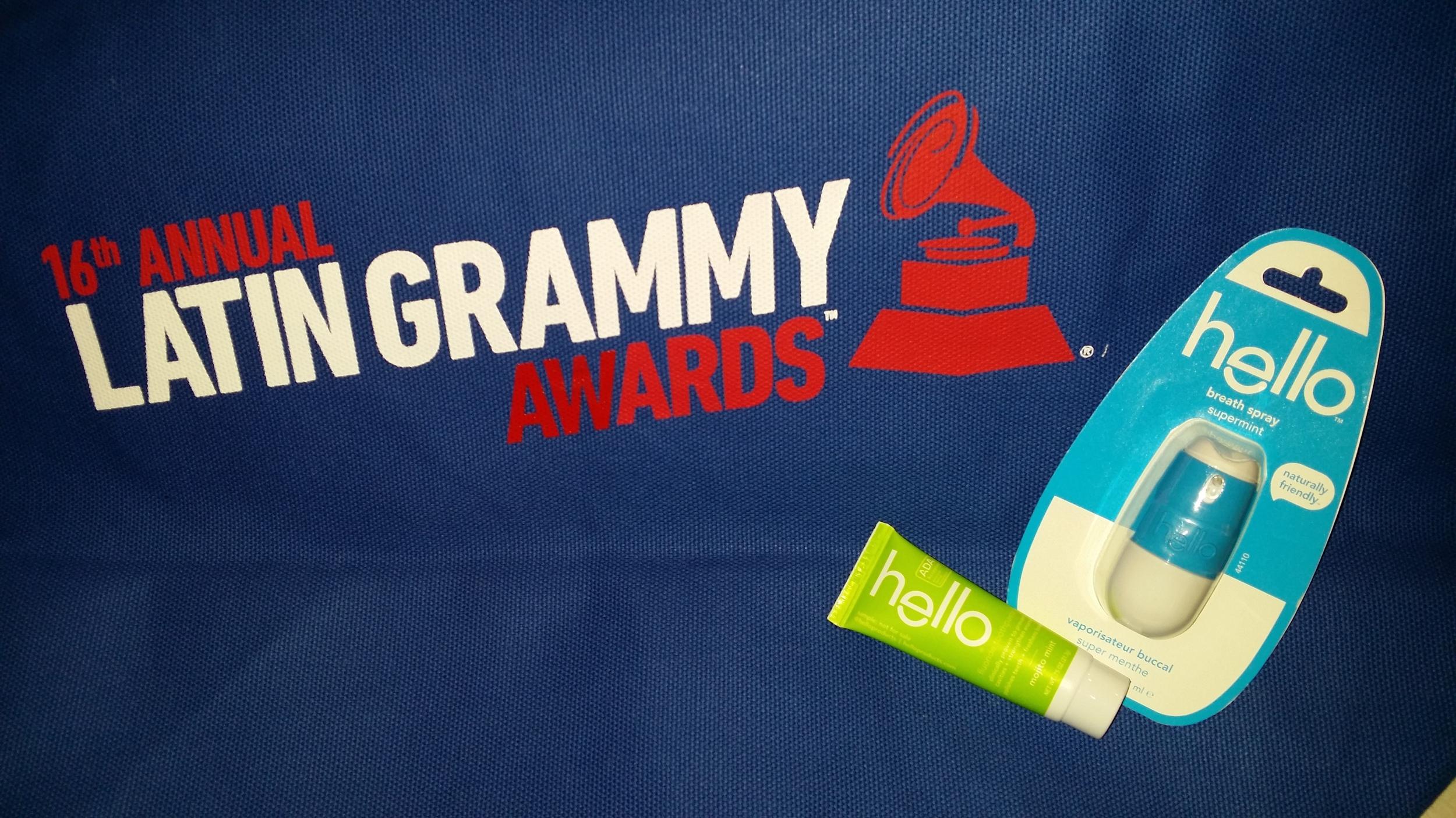 Hello Latin Grammys 2015.jpg