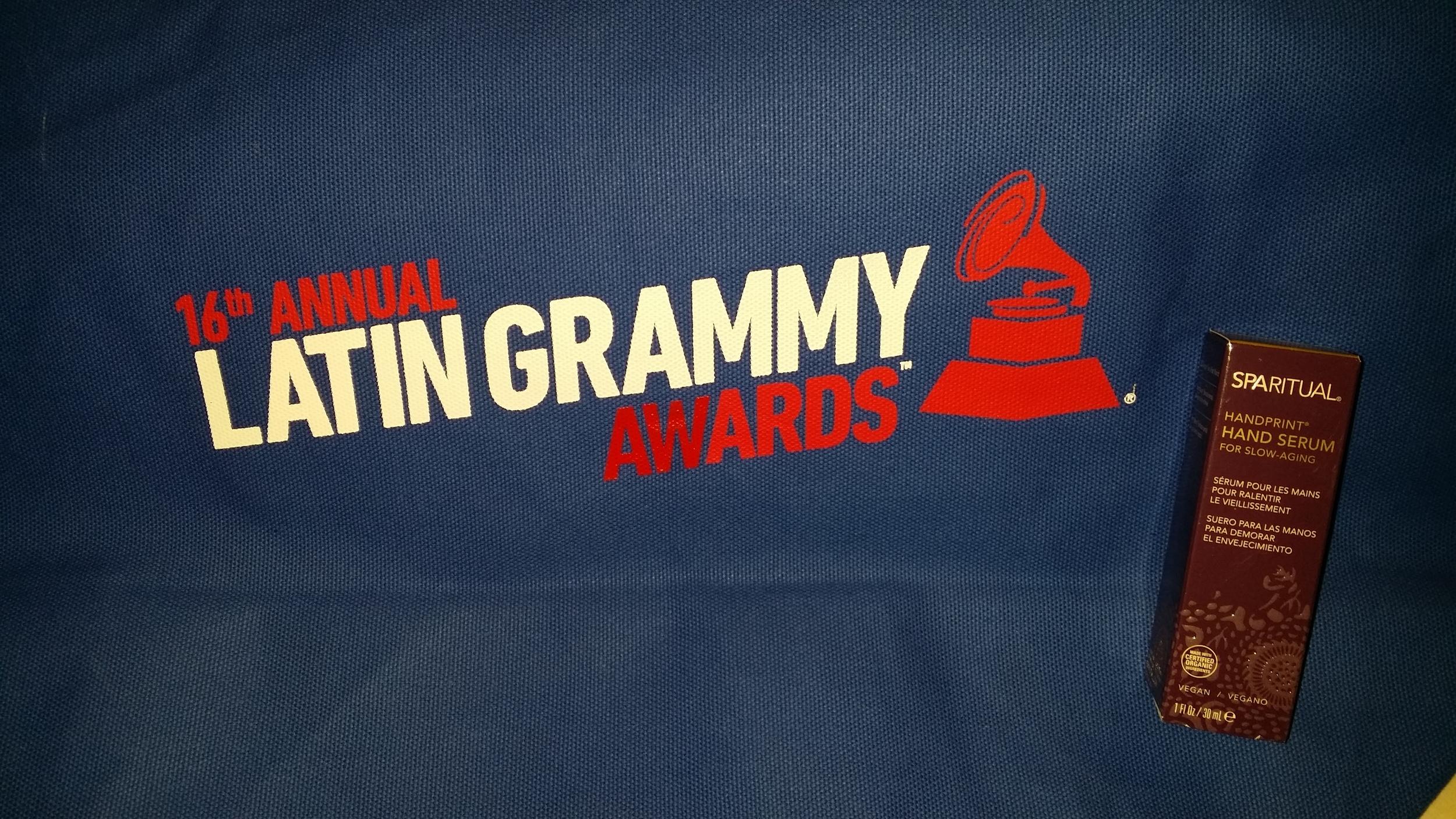 Spa Ritual Latin Grammys 2015.jpg