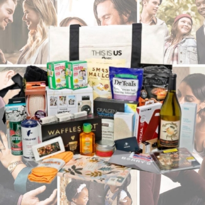 NBC This Is Us - Viewing Kit/Gift Bag for Season 2 Premiere