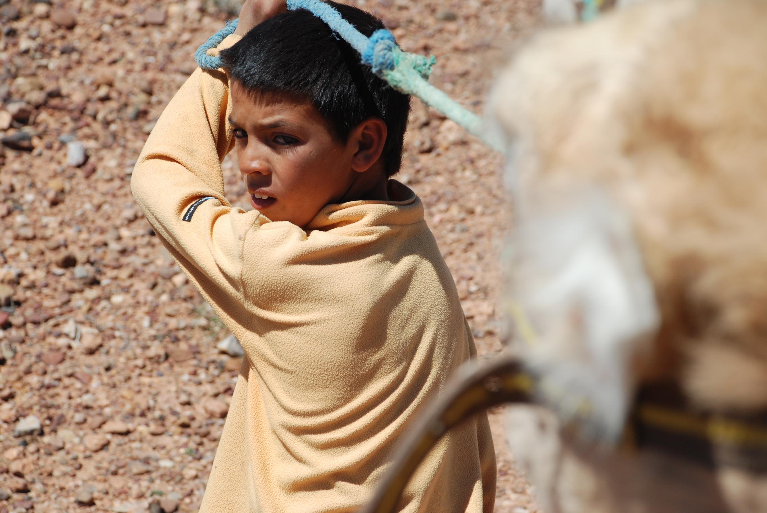 Morocco, April 2009