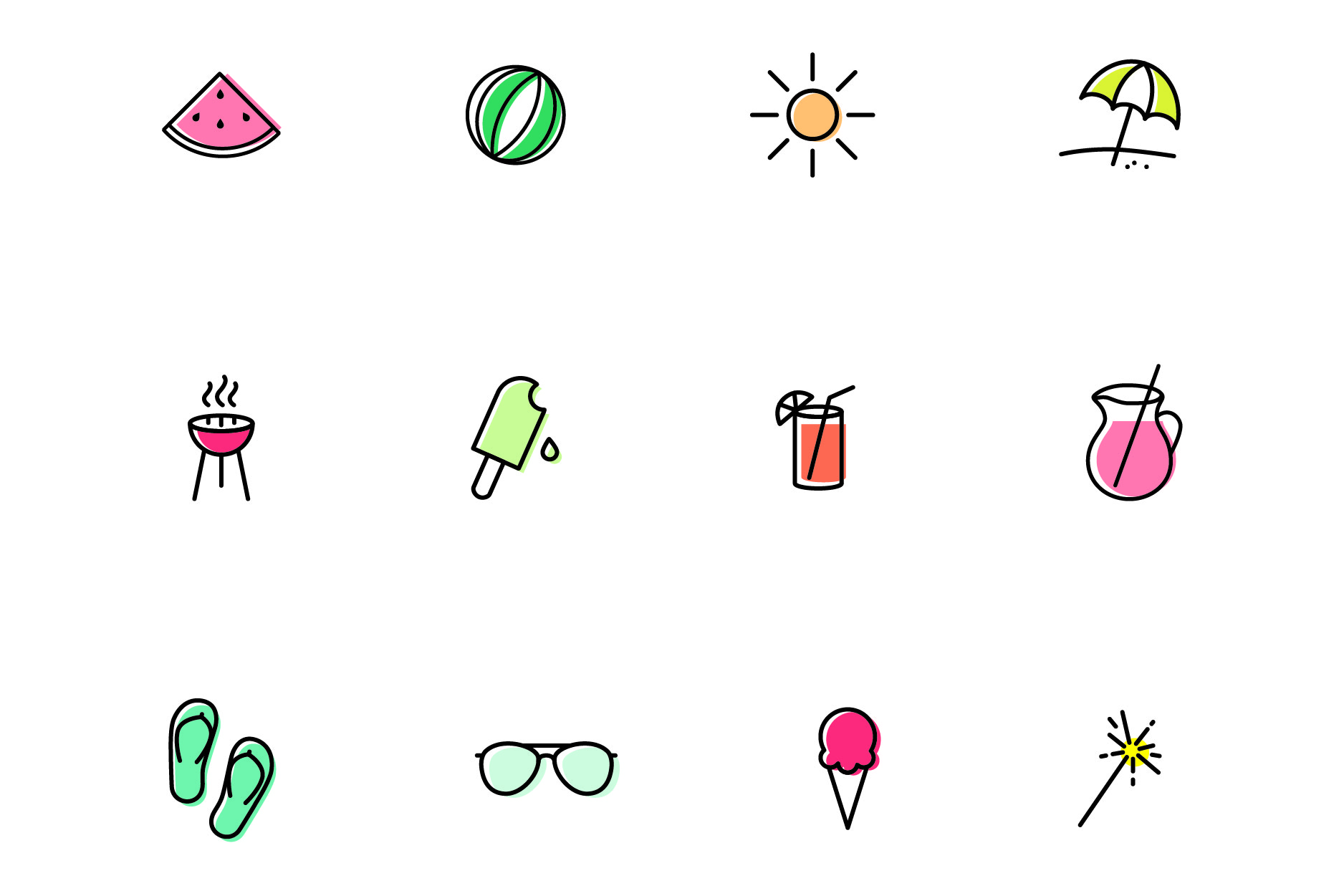 OLD NAVY SUMMER ICONS