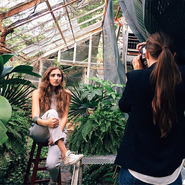 Urban Jungle Behind The Scenes