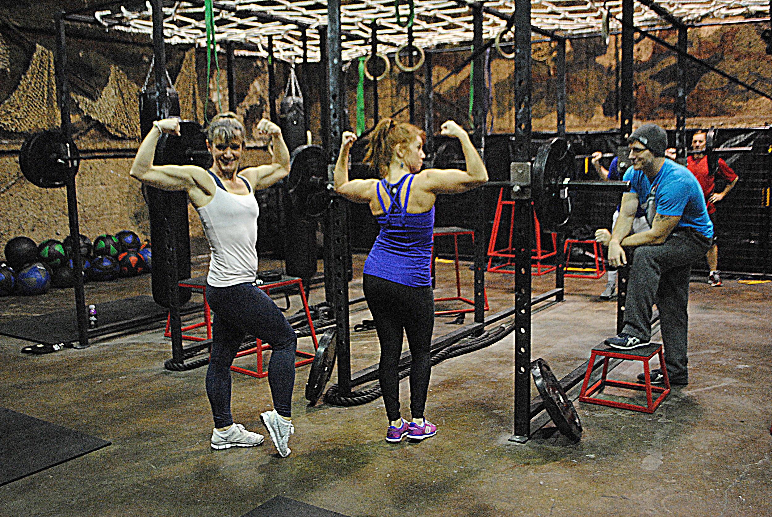 Lisa and Cheryl Posing.jpg