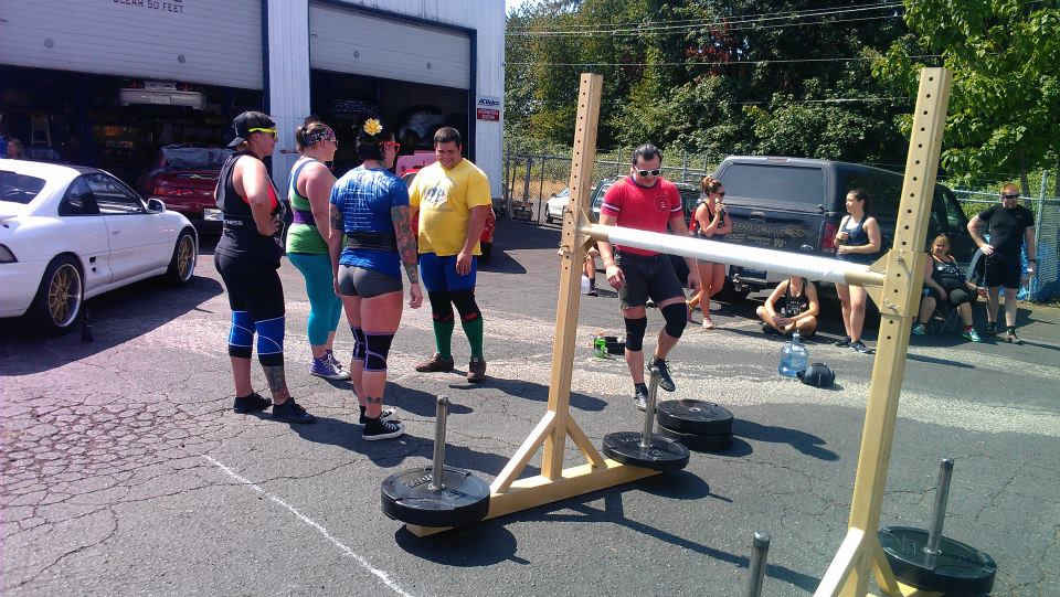 Strongman Demonstration