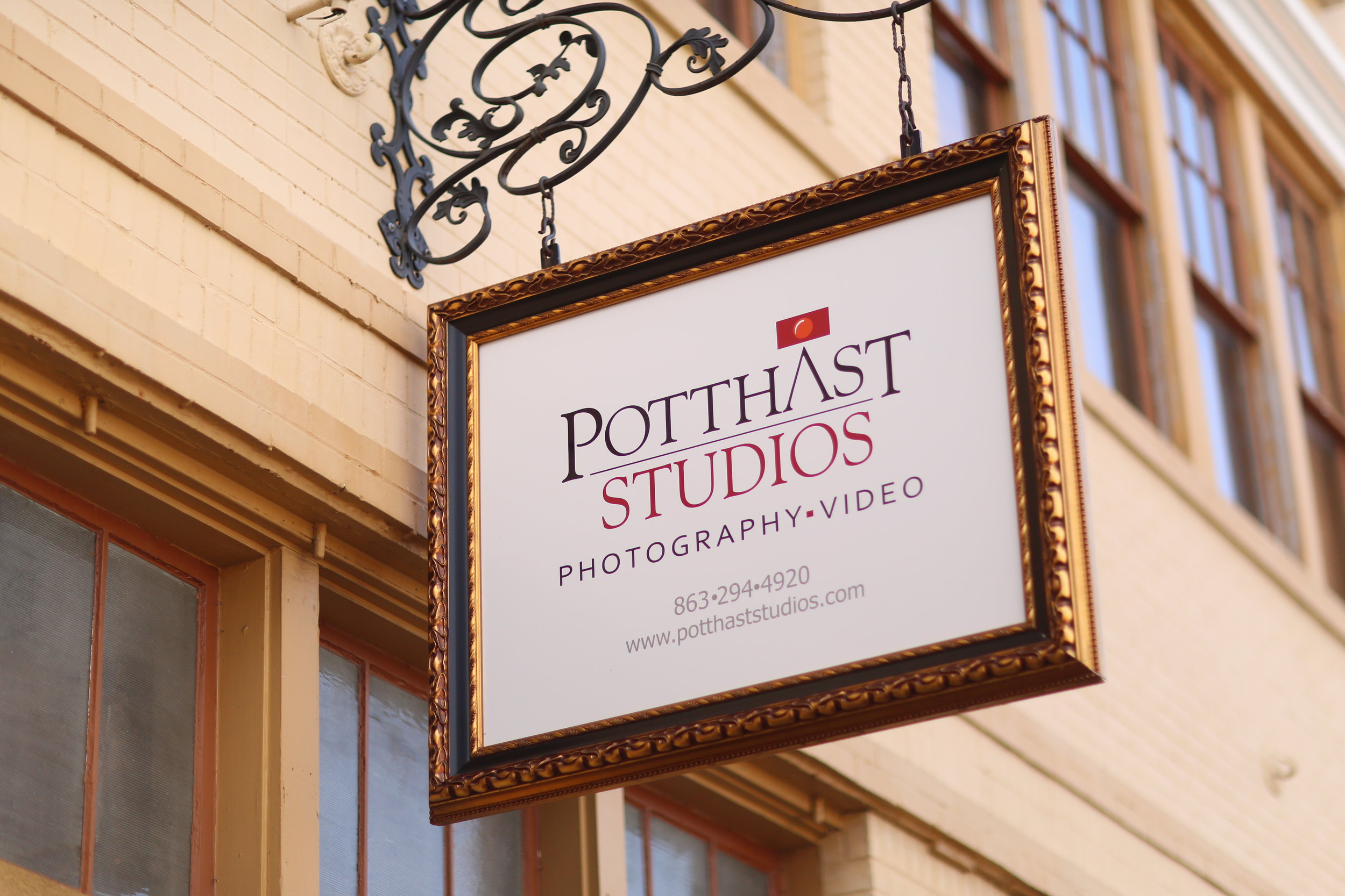 Convenient Location - We operate a professional store front studio in downtown Winter Haven. We can accommodate early morning or after hours appointments when necessary.234 West Central AvenueWinter Haven, FL 33880863-294-4920Normal Business Hours:Tuesday - Friday: 9am - 5pmWeekends and Evening by Appt.