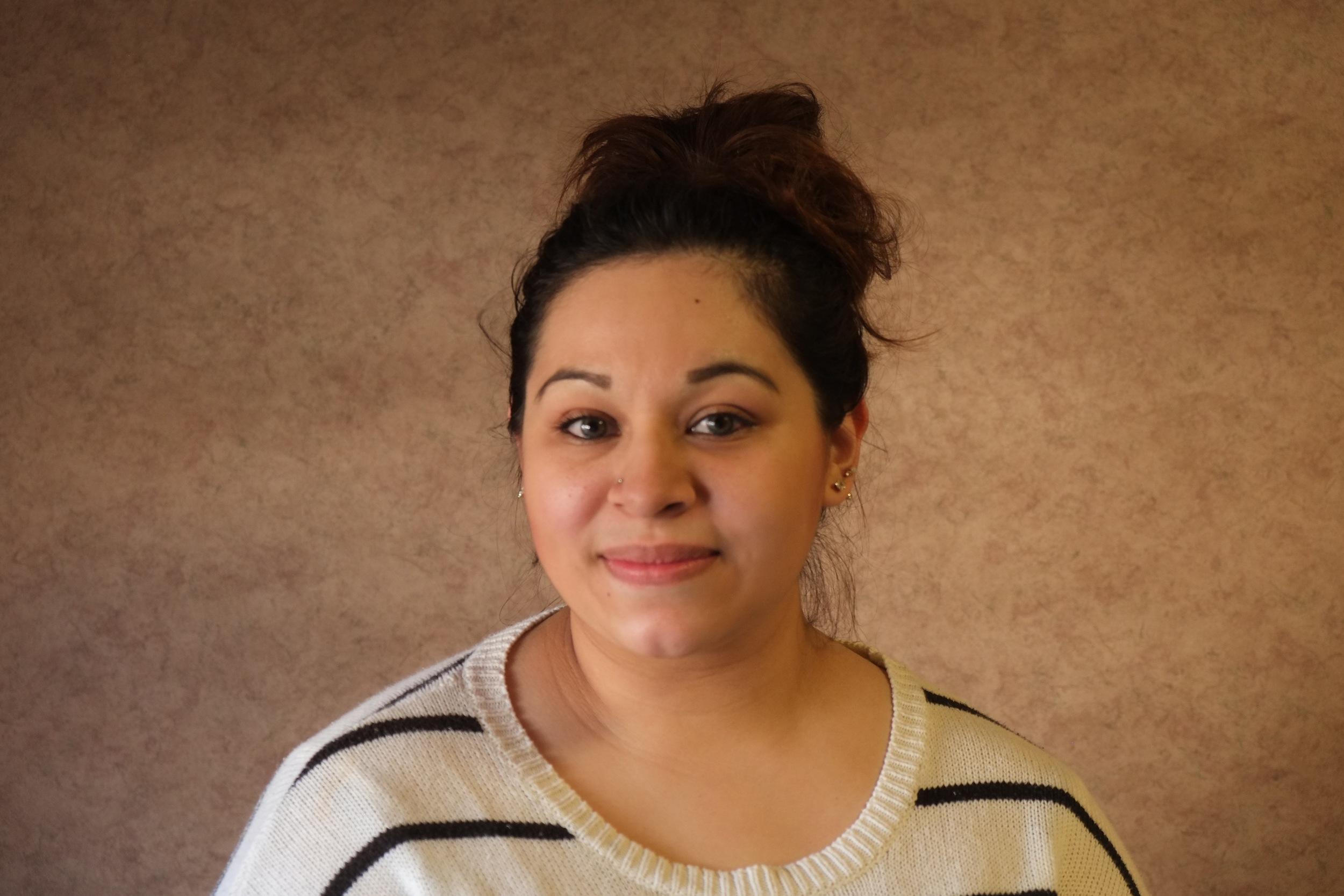 Brenda Hernandez, Activities Director