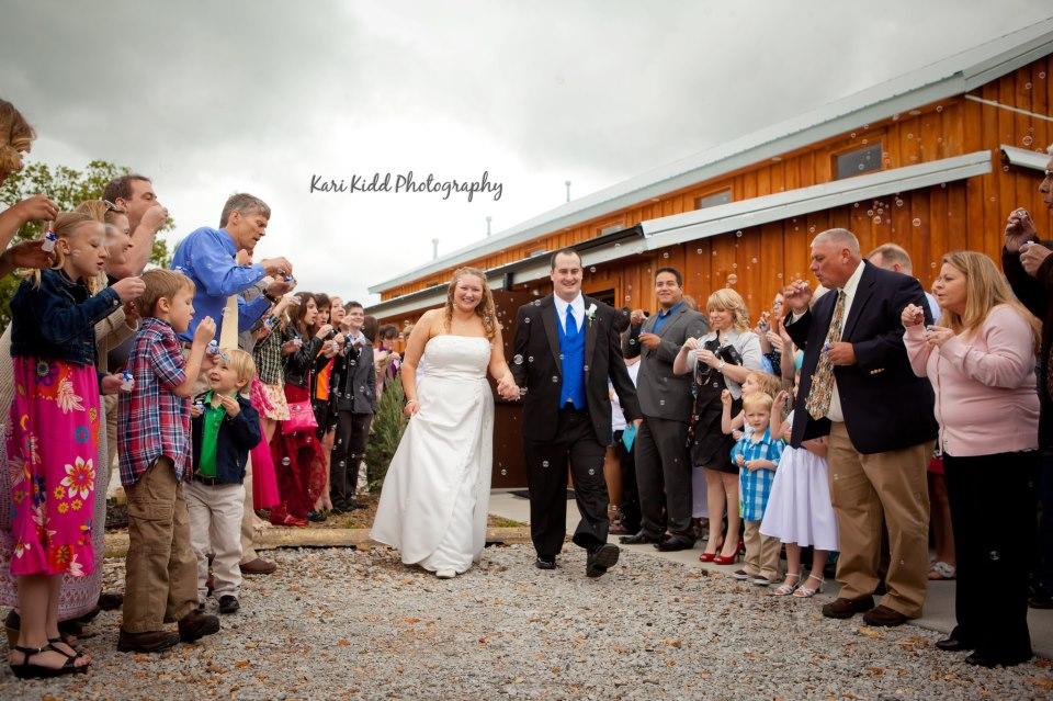 Mr. & Mrs. Heinrich - Siloam Springs, Arkansas - Northwest Arkansas Photographer