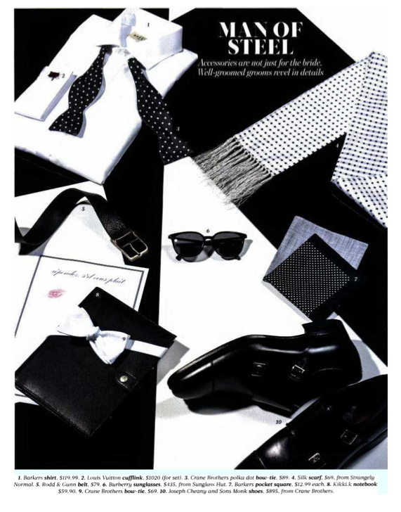 Rodd & Gunn Fashion Quarterly Occasion Male