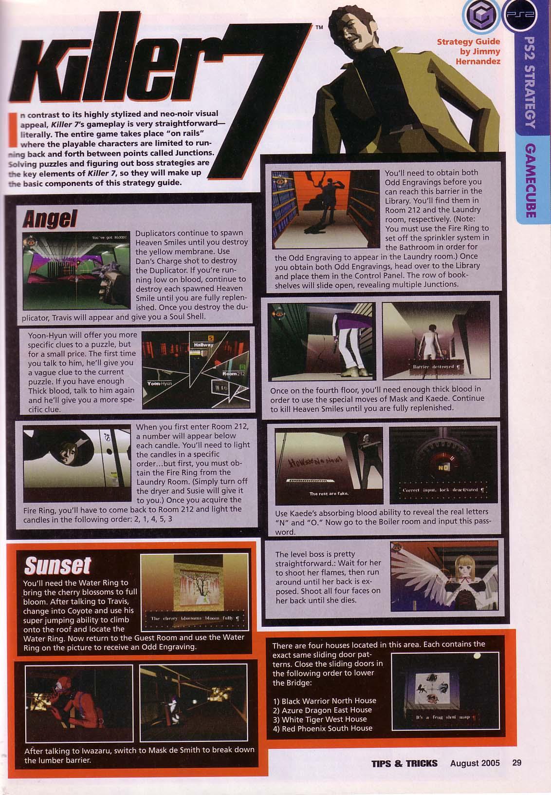 TipsandTricks_Aug_2005_Killer7_pg1_Strategy.jpg