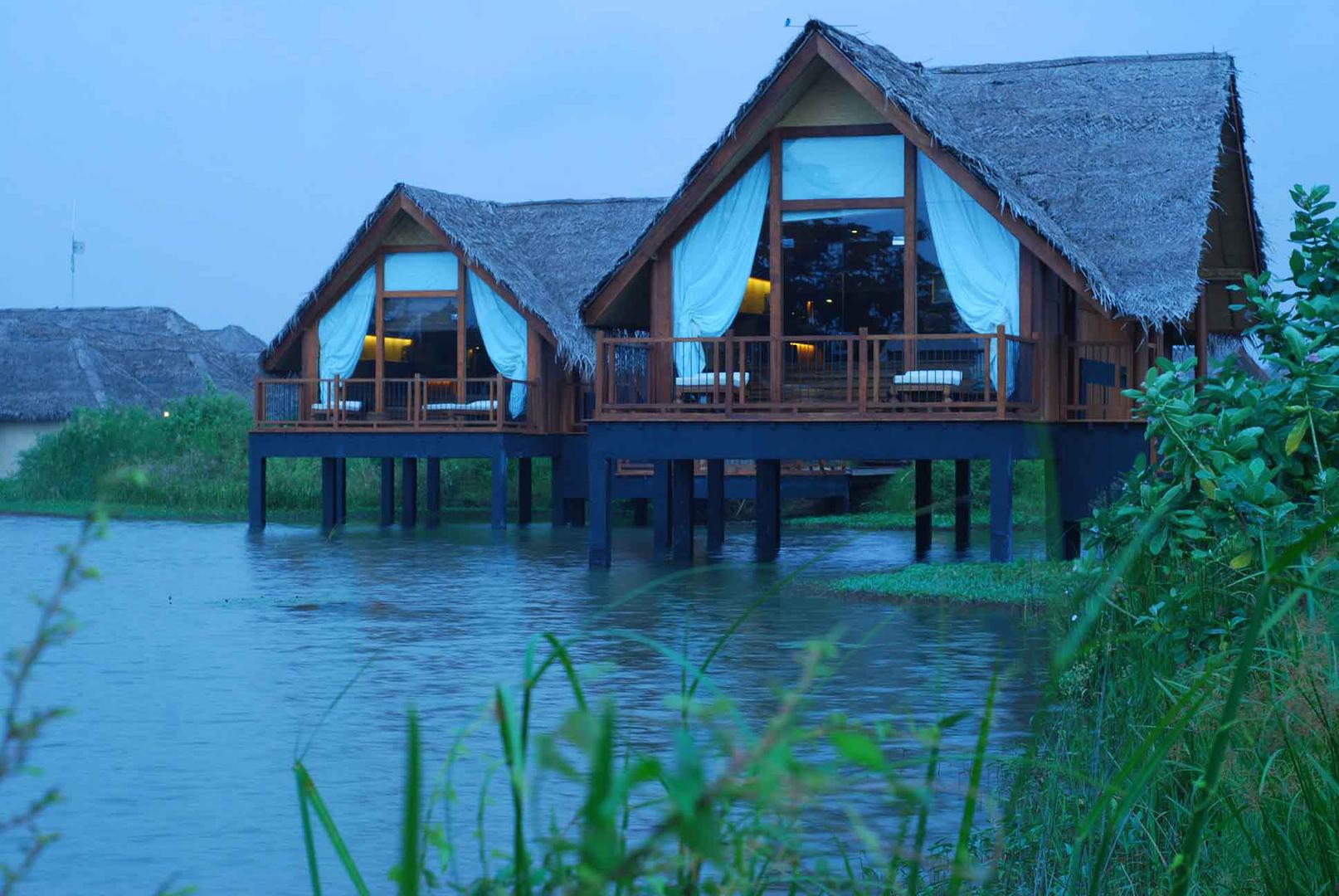 Water Dwellings At Dawn.jpg