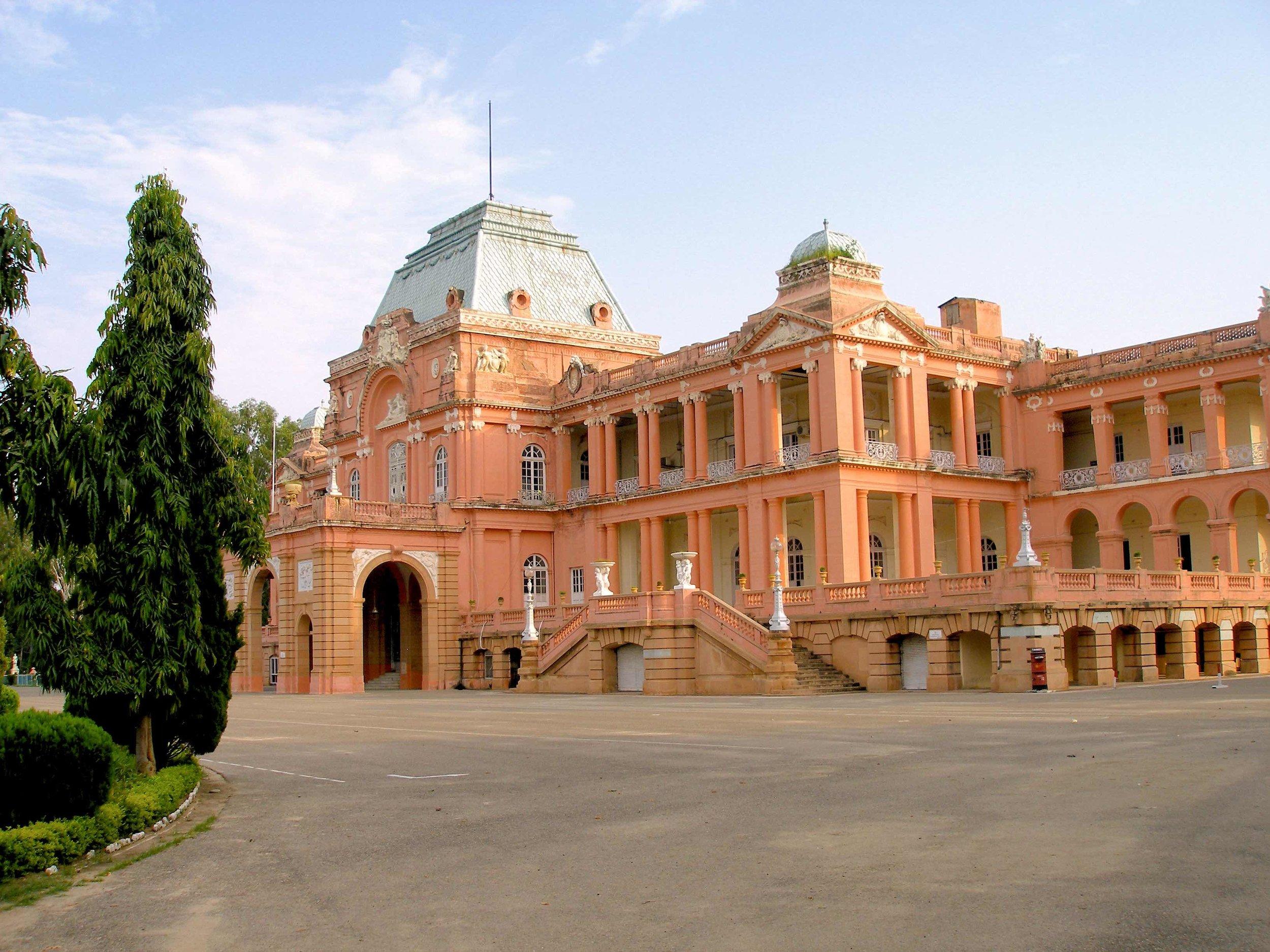 Jagatjit Palace - Kapurthala