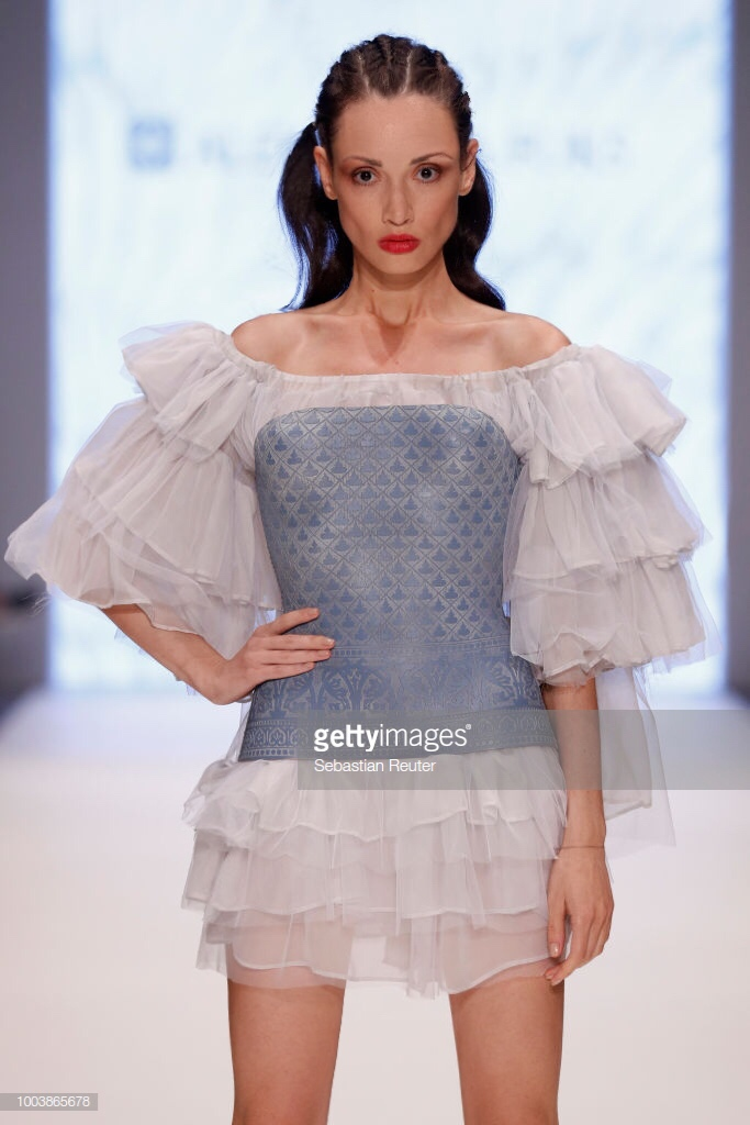 """- PLATFORM FASHION ____________________SUMMER 2018____________________""""It was an honor for me to open and to close the show."""""""