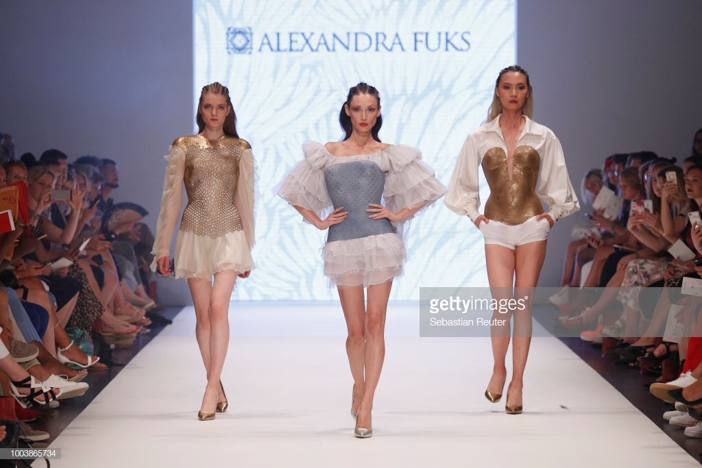 Designer: ALEXANDRA FUKS -