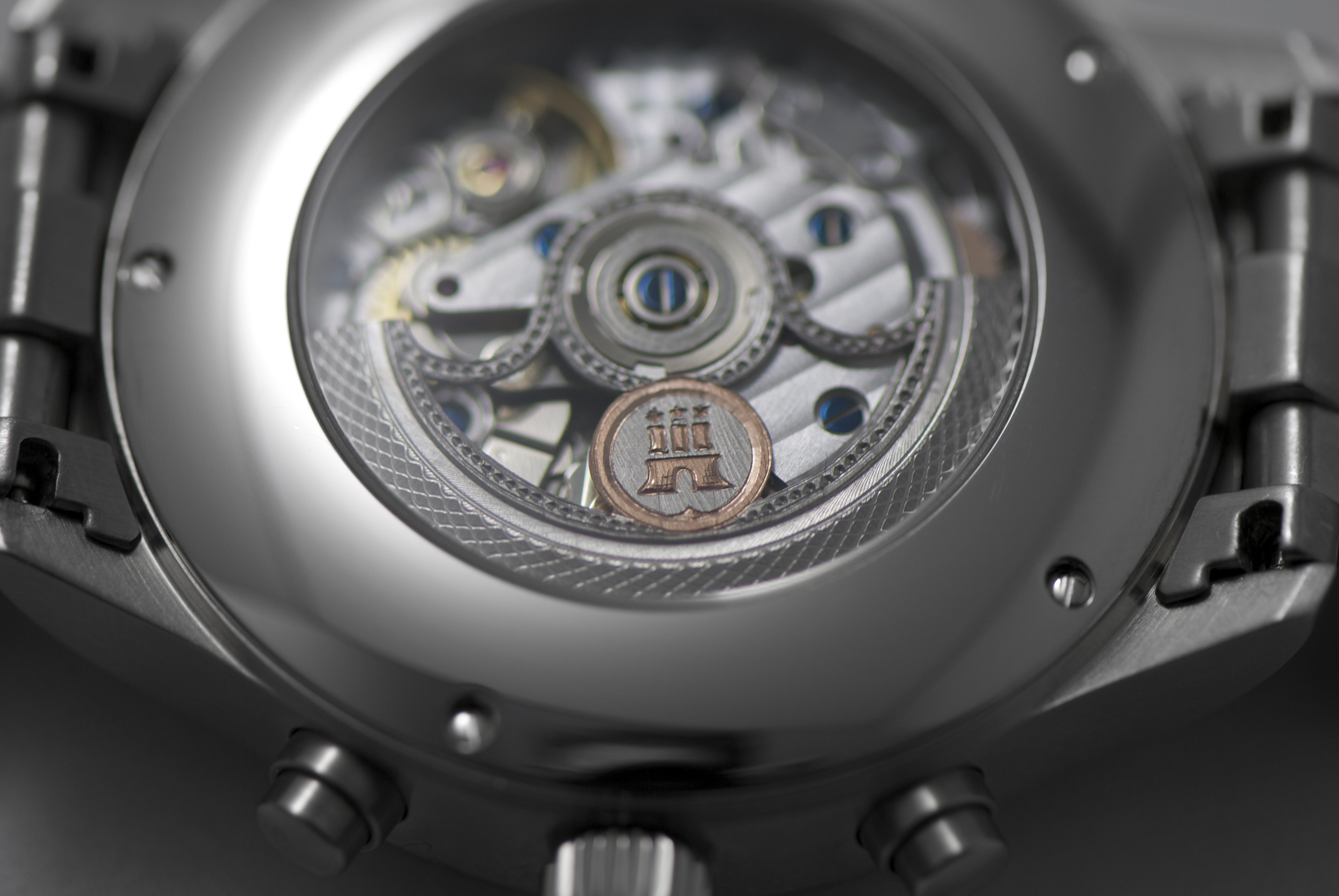 Uhrenmanufaktur Hamburg Uhrwerk Veredlung