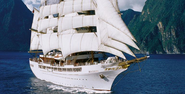 Sea Cloud Kreuzfahrt Manufakturen Reisen