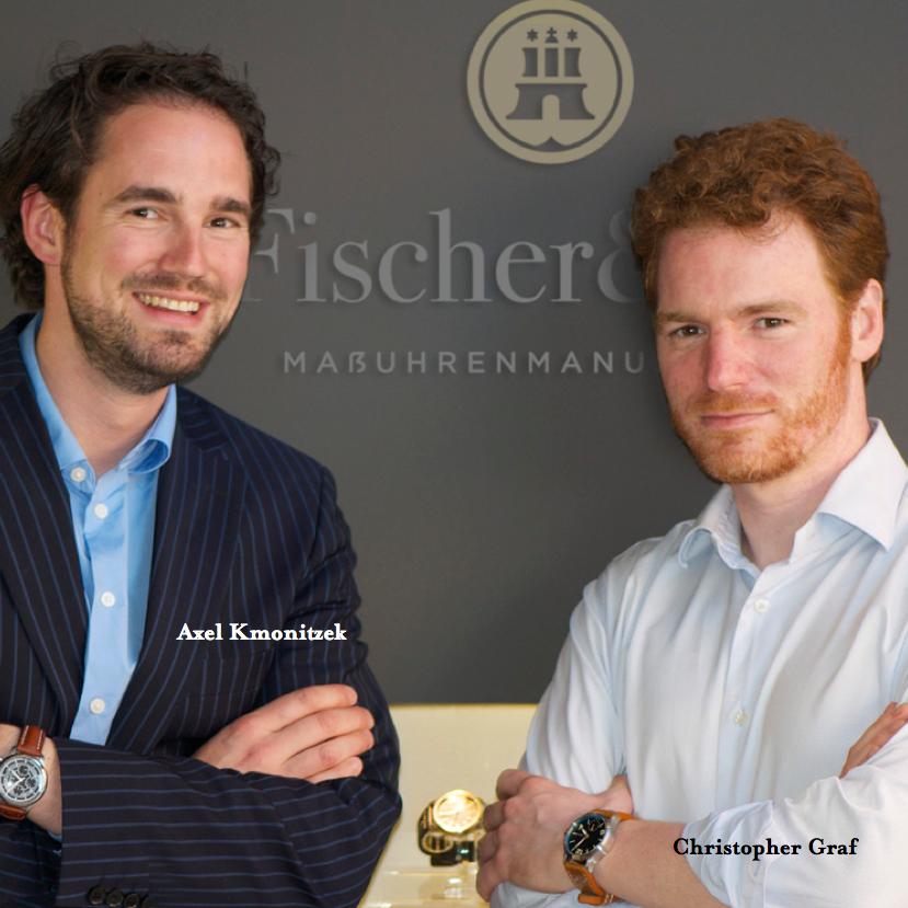 Uhrenmanufaktur - Fischer&Cie.