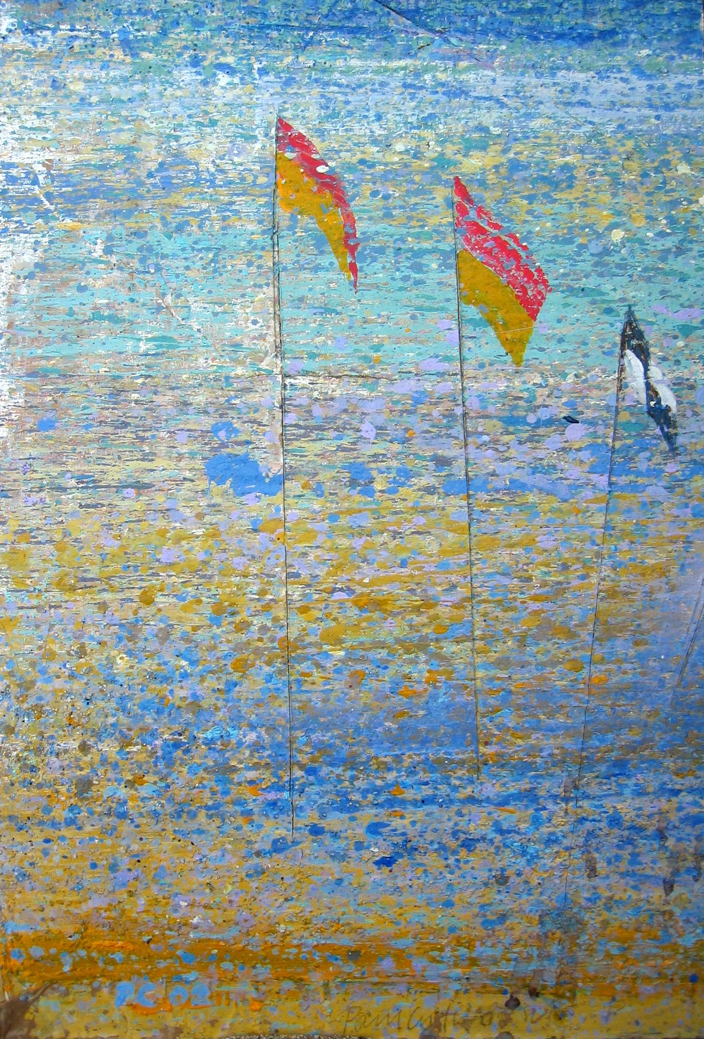 Red Flag, Black Flag, PorthMeor Beach, St Ives.jpg