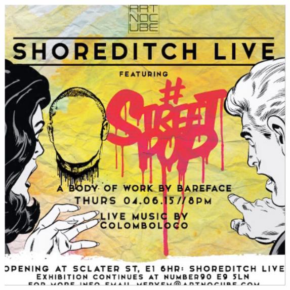SHOREDITCH LIVE