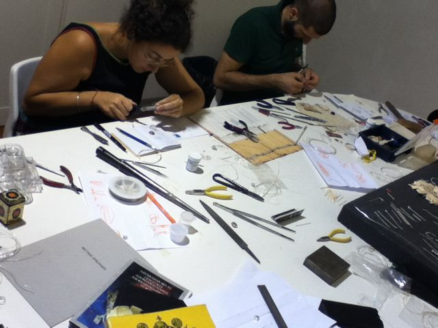 workshop in Florence, IT