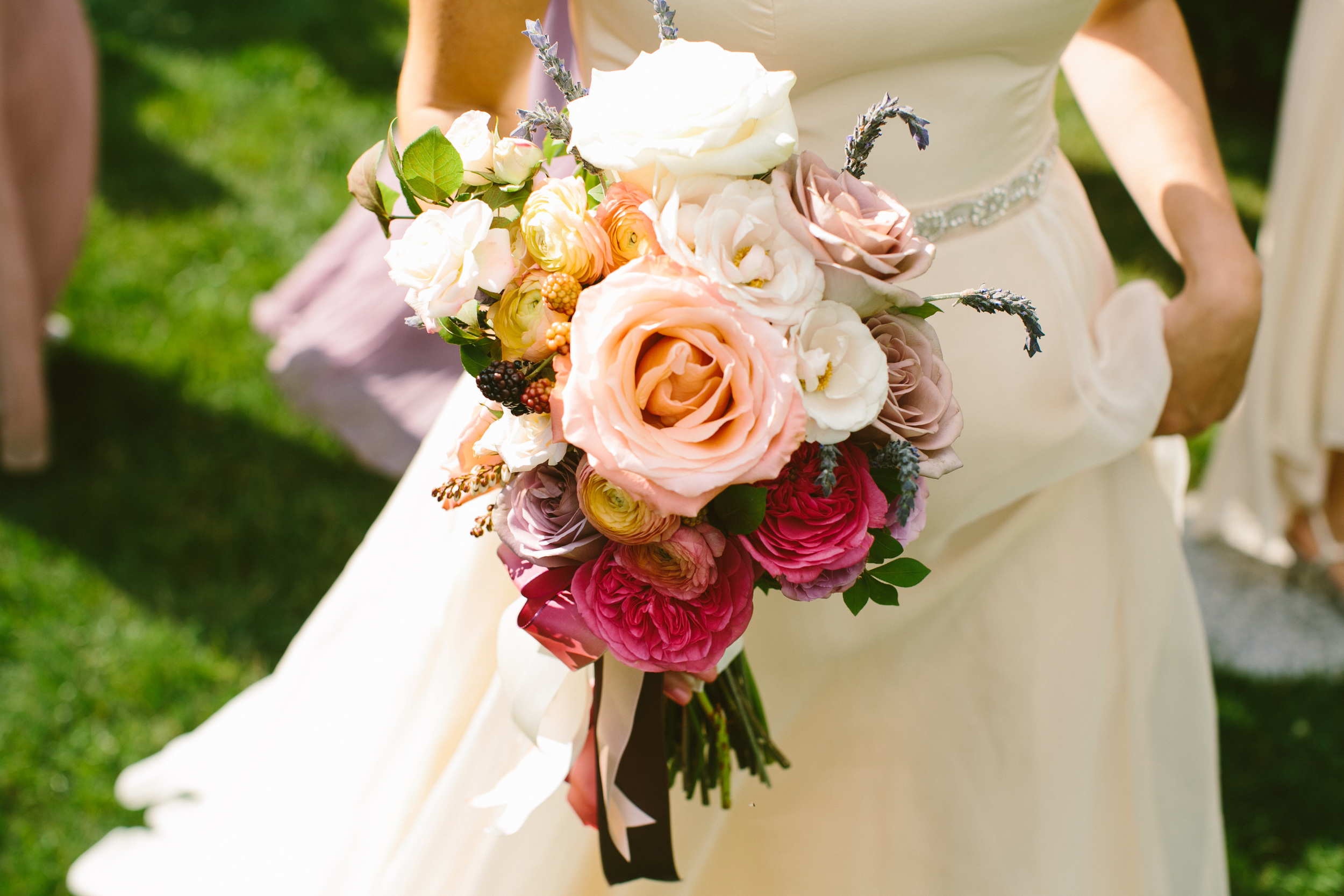 MIDSUMMER TARRYTOWN WEDDING