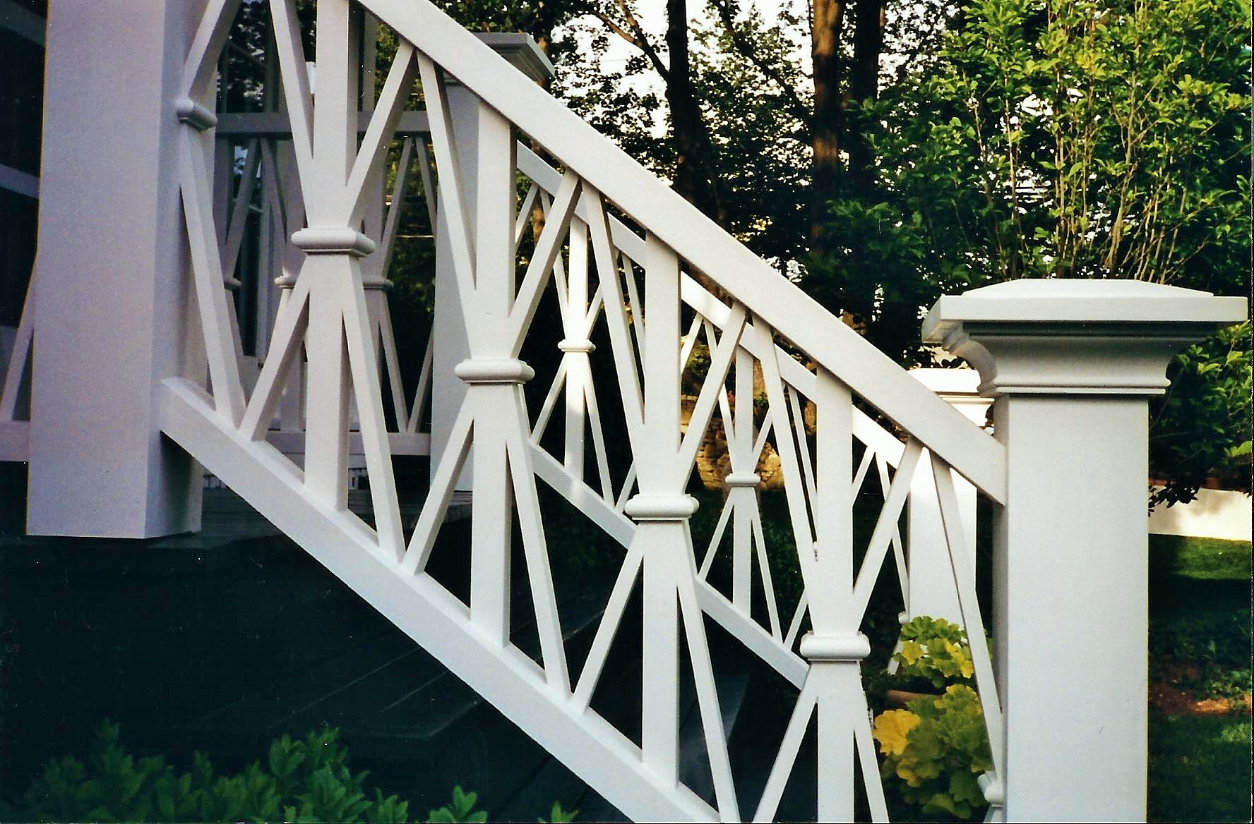 Martha Stair Rail