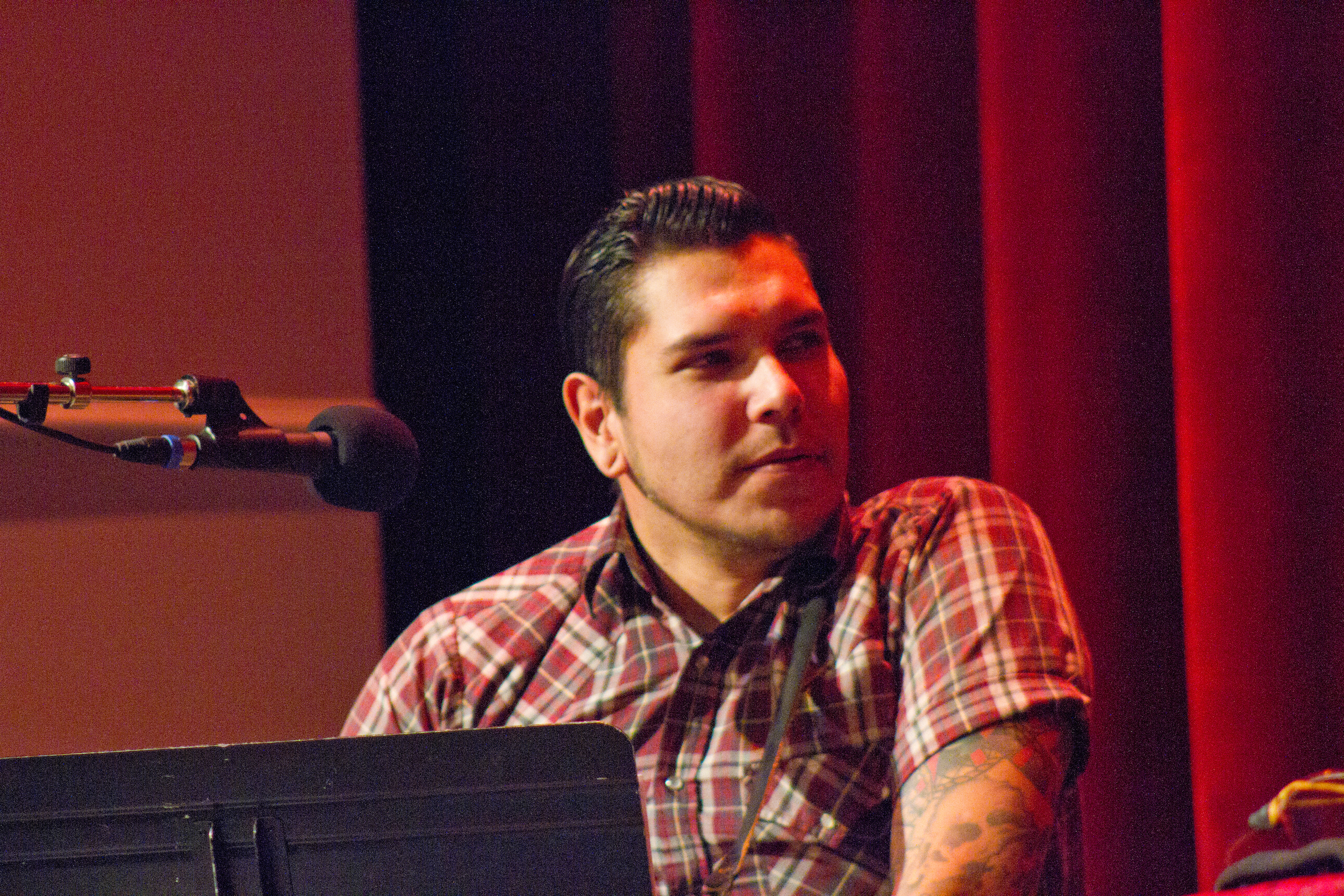 Nick Sherman - Anishinaabe Singer/Songwriter