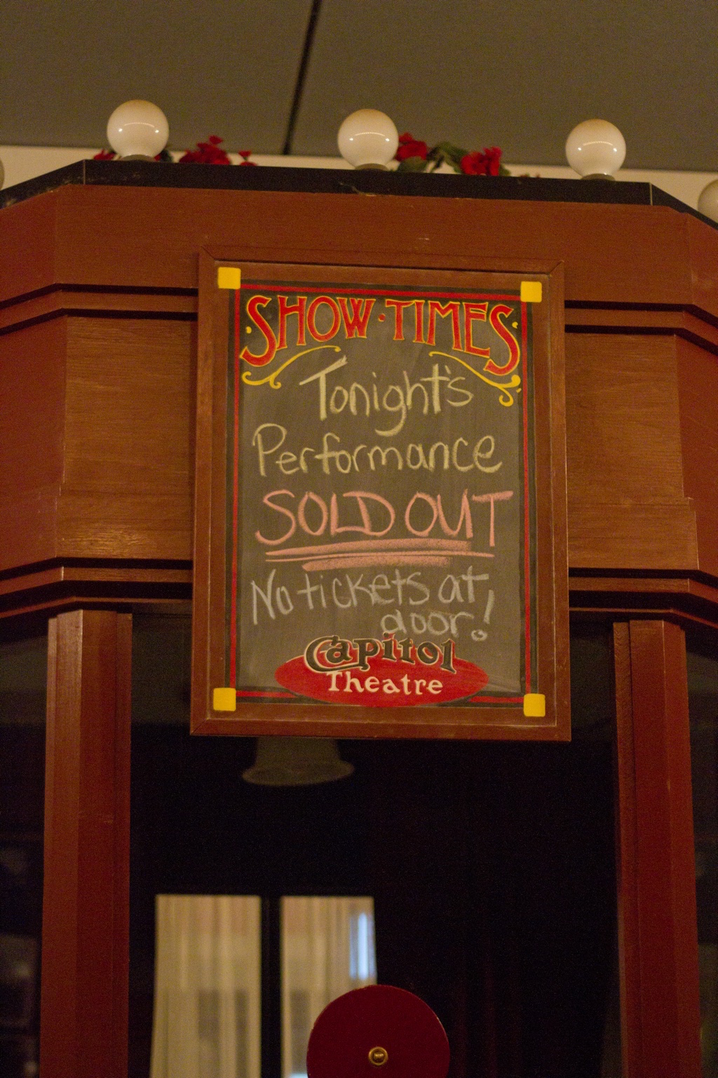 Two Nights, Two Sell Outs