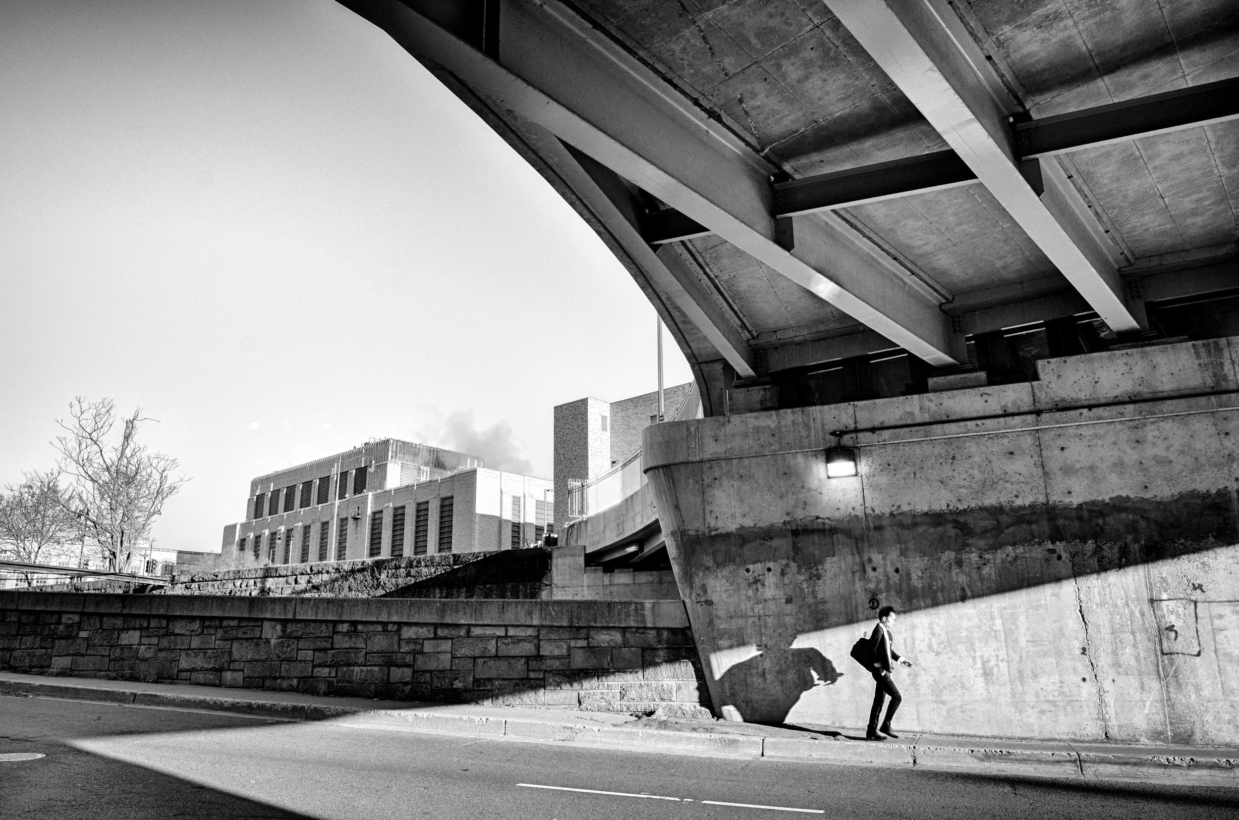 12th Street Expressway - Washington, DC