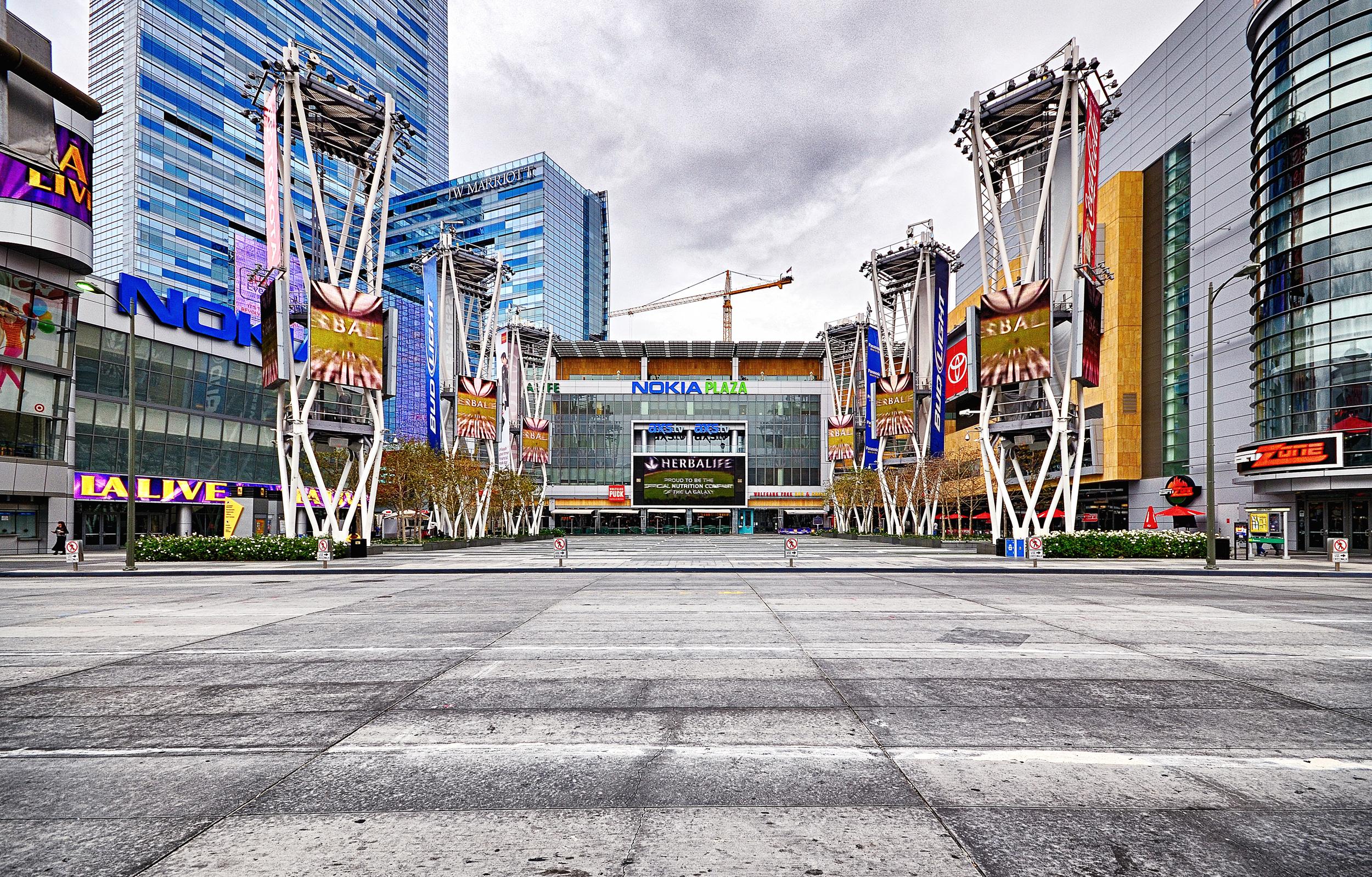 Nokia Plaza - Los Angeles, CA