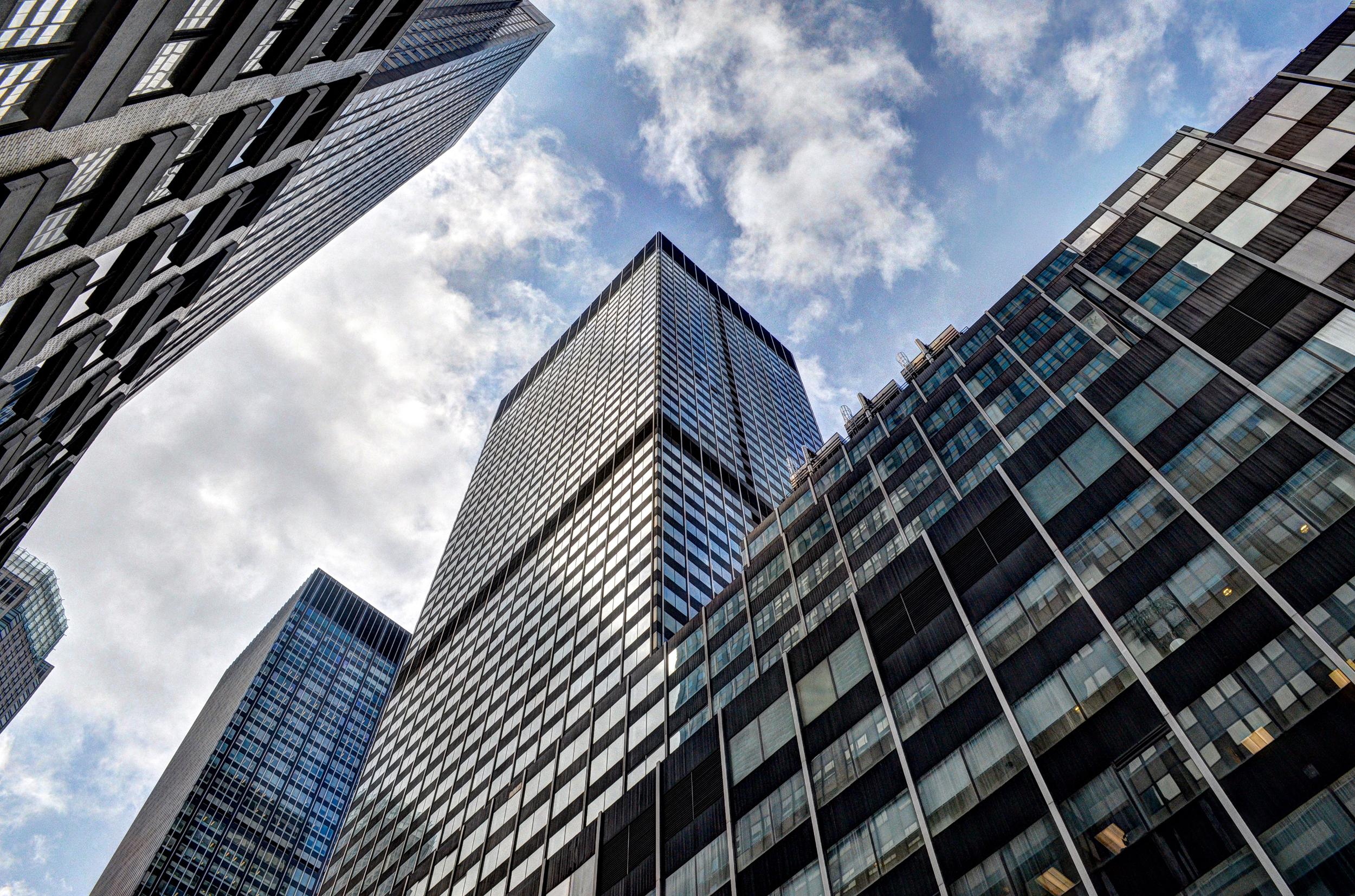 New York City - High Rise