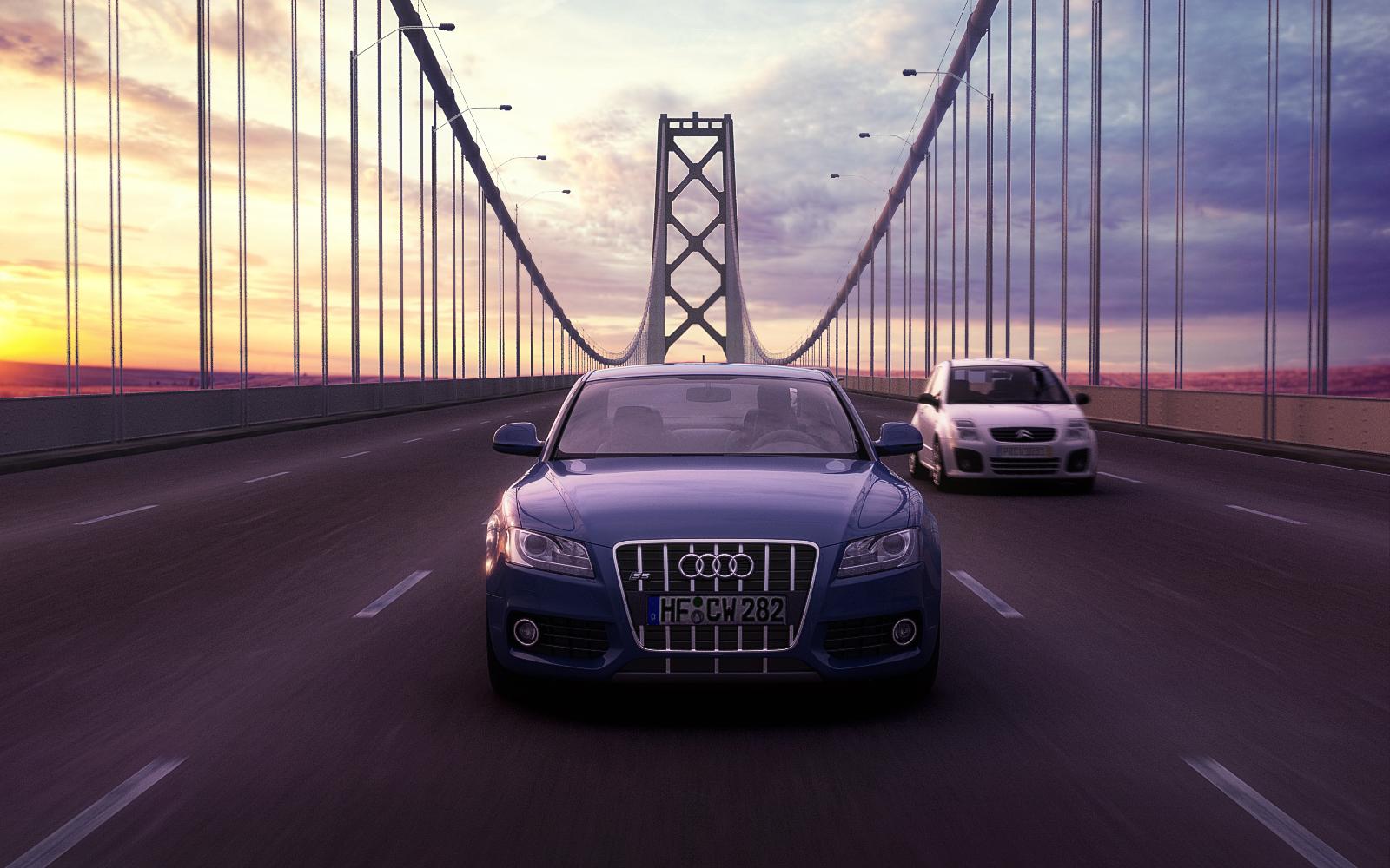 Audi USA via Azeez Bakare Studios