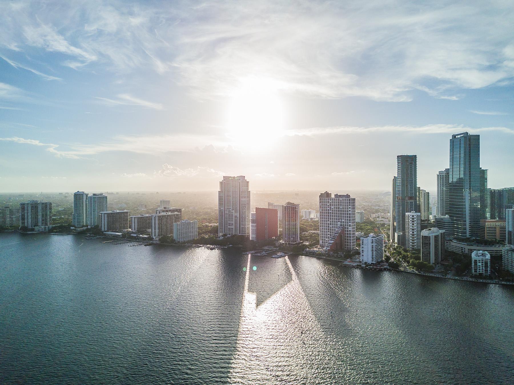 Azeez Bakare Studios - HD Aerial Drone Architectural Photography - Key Biscayne, Miami, FL