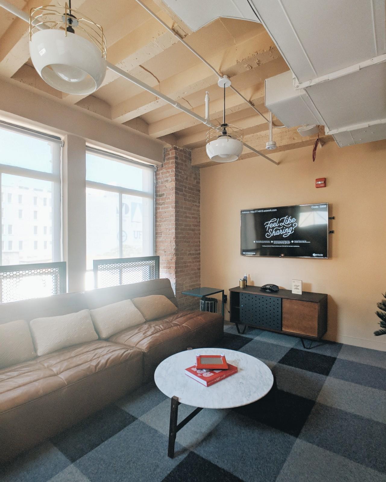 WeWork Security Building - Interior Photo