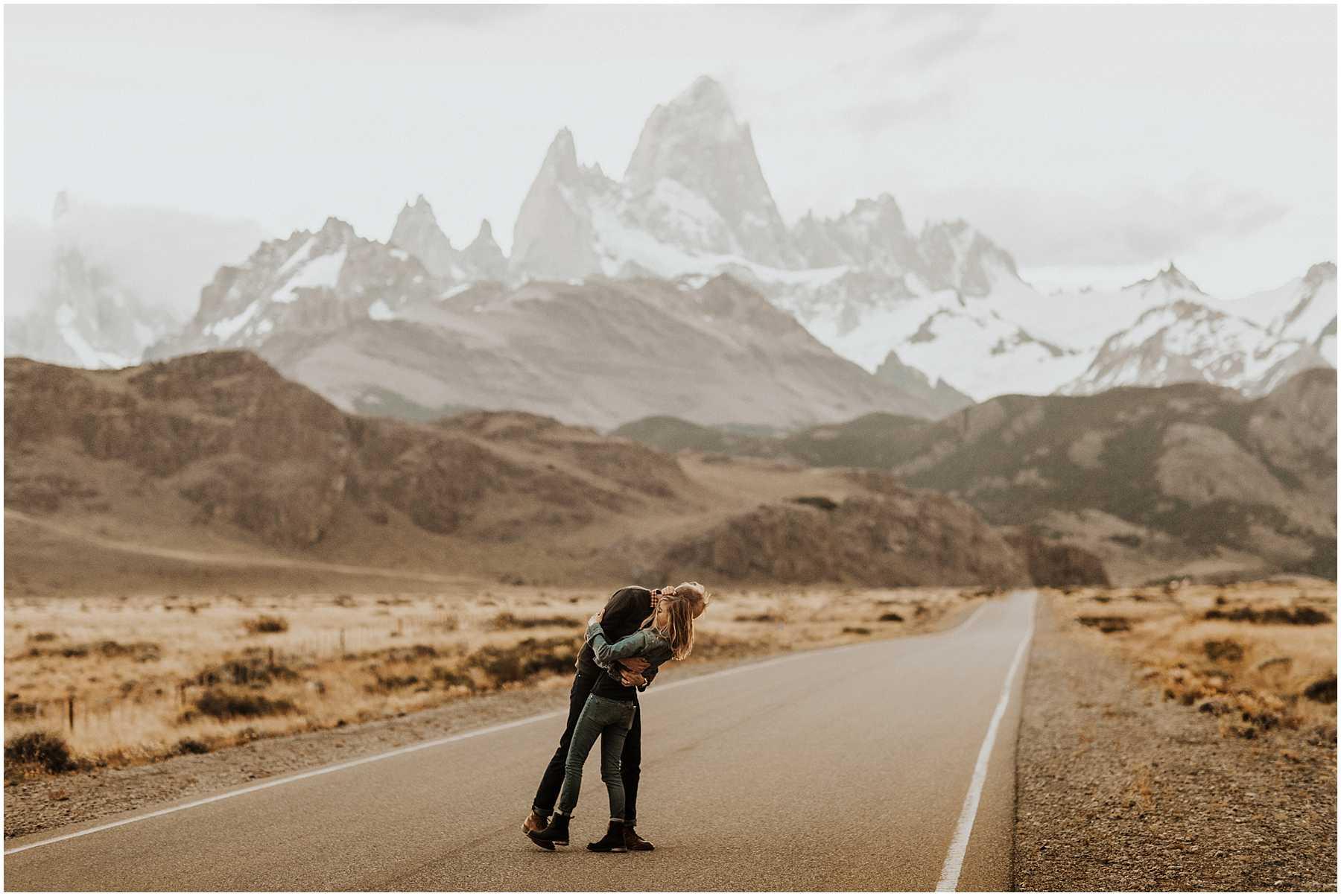 El Chalten, Argentina, Patagonia Elopement Photographer